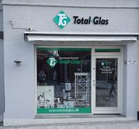 totalglas glarmester butikker faxe