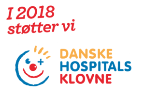 F. Weien Svendsen glarmester støtter Danske hospitalsklovne